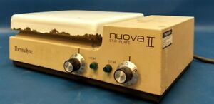 Thermolyne Nuova Ii 18400 Stirring Hot Plate 100 1000 Rpm Tested