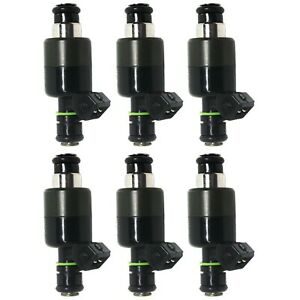 Fuel Injector Set Of 6 For Chevy Lumina Corsica Buick Regal Olds Pontiac 3 1 3 4