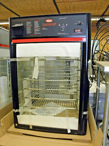 New Hatco Fsdt 1x Heated Hot Food Holding Pizza Deli Sandwich Display Cabinet