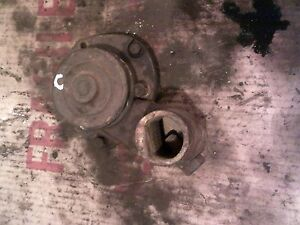 Farmall C Sc Rowcrop Tractor Ih Water Pump Assembly With Fan Drive Pulley