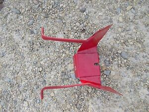 Farmall A B C 100 130 140 200 230 C Sc Sa Tractor Ih Pto Shield W Belt Pulley