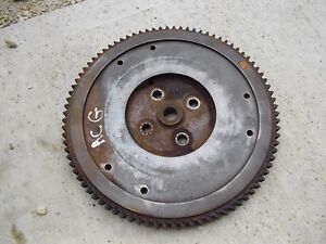 Allis Chalmers G Tractor Ac Engine Motor Flywheel Starter Ring Gear Ck