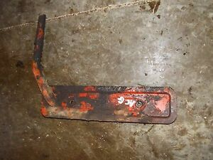 Allis Chalmers G Tractor Ac Engine Motor Side Cover Panel Vent Tube Ck