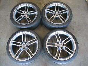 Take Off Ford Mustang Roush 20 Wheels Tires Rims 1315p1007aa Cooper Rs3s