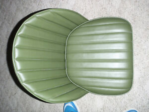 Hotrod Rat Rod Pair Bucket Bomber Seats 32 33 34 T A Ford Car Boat Mg Green