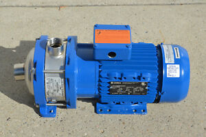 Goulds Ehm 3 Hp Multi Stage Horizontal Centrifugal Pump 3 phase 10hm03n22t6pbqe