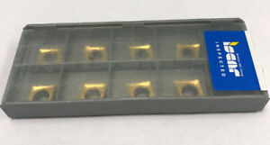 Iscar Ccgt3 1 As Grade Ic520 Carbide Turning Insert pack Of 10 New