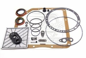 Turbo Thm 350 Th350 Transmission Gasket Seal And Filter Kit