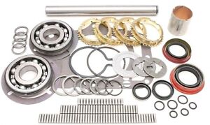 Fits Chevy Stepvan Gmc Dodge Truck Np833 A833 Transmission Deluxe Rebuild Kit