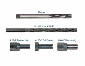 Sonnax 77754 tl Afl Valve Reamer And Jig Tool Kit 4l60e 4l80e Actuator Feed