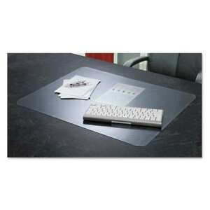 Artistic Krystalview Desk Pad With Microban 24 X 19 Clear 030615159046