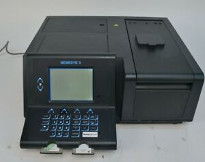 Thermo Spectronic Genesys 5 Spectrophotometer Model 336001