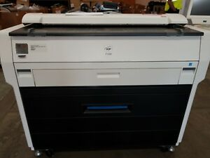 Kip 7100 Wide Format Printer Plotter With Scanner