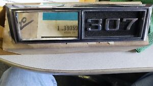 1968 Chevrolet Impala Biscayne Right Side Marker Bezel New Nos Gm 362956 307