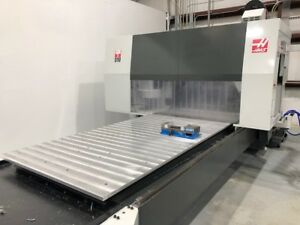 Used Haas Gr 510 Cnc Router 2017 121 61 11 15000 Rpm Probes Super Clean