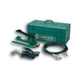 Greenlee 800 Hydraulic Cable Bender head Only No Pump