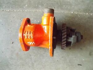 Allis Chalmers Styled Wc Wd Tractor Engine Motor Distributor Drive Assembly