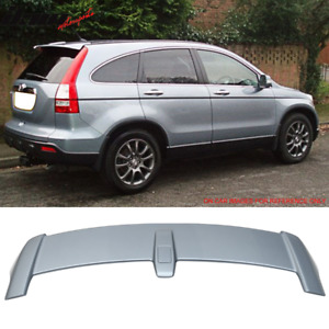 Fit 07 11 Honda Crv Oe Factory Roof Spoiler Painted b538m Glacier Blue Metallic