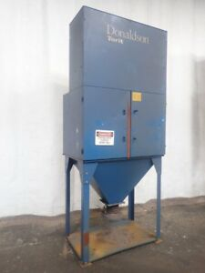 Donaldson Torit Vs 2400 Dust Collector 5 Hp 08182350002