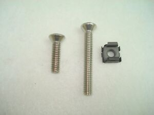 Hobart Mixer Models M802 V1401 Top Cover Screws With Nut For Front Screw