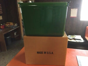 Battery Box For John Deere B R 80 Tractors