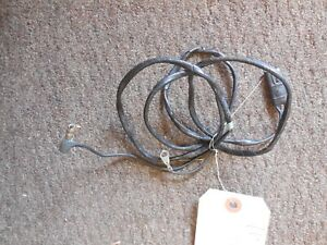 Used 1966 1967 Ford Fairlane Comet Cyclone Console Wiring Harness Original