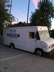 Food Truck For Sale pre Owned Ford