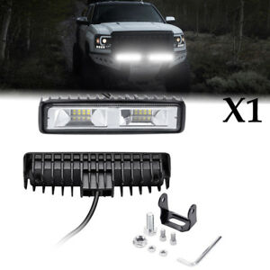 48w Led Work Light Offroad Spotlight Headlight Lamp Atv Car Truck Dc 12v