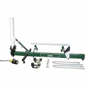 Jackco 10 Ton Auto Body Frame Straightener Swivel Type With Air Hydraulic Pump