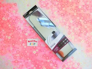 Carmate japan dz447 Car Auto Rear View Room Mirror 300sr Wide 300mm Chrome track