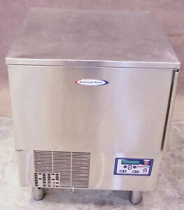 Apc Ap3bcf30 1 Blast Chiller Shock Freezer American Panel Undercounter For Parts