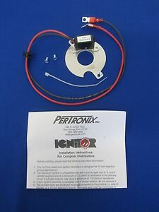 Pertronix Electronic Ignition Distributor Module Fits Lincoln Welder Sa 200