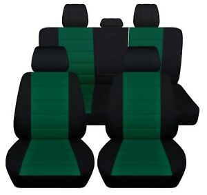 Truck Seat Covers 2012 2018 Dodge Ram Full Set Customized 23 Color Choices Abf