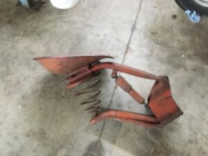 Farmall Ih H Sh M Md Sm Tractor Easy Rider Middle Seat Assembly Spring