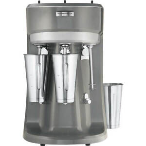 Hamilton Beach Commercial Triple Spindle Drink Milkshake Hard Ice Cream Mixer