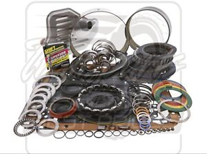 Ford 4r70w Transmission Raybestos Gen 2 Blue Deluxe Rebuild L2 Kit 2004 on