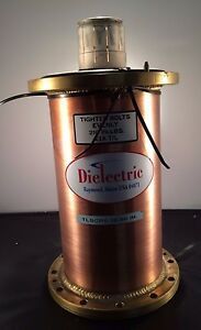 Dielectric Straight Sections Fixed Flange P n Tlscr6 12 In
