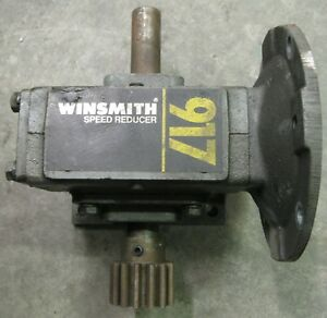 Winsmith 917 Speed Reducer