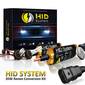 Hidsystem Hid Kit For 1999 2015 Chevrolet Silverado 1500 Xenon Headlight Fog Lig