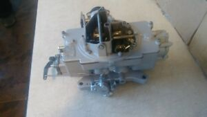 Autolite 4100 Rebuilt Carburetor Orinal With Live Testing 61 Ford Big Car