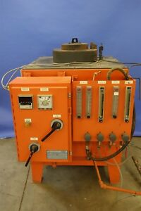Fluidized Fluid Bed Furnace Heat Treatment Treat Oven Furnace By Can eng