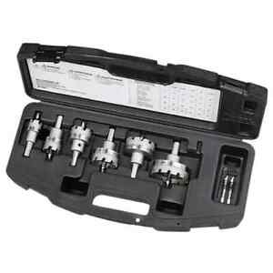Ideal 36 314 Master Electrician s Carbide Hole Cutter Kit