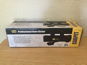 Md 60000 Professional Knee Kicker For Carpet Stretching New