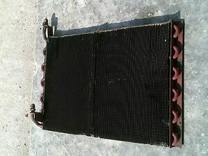 Farmall 504 544 Gas Tractor Original Ih Engine Motor Oil Cooler