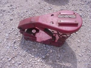 Farmall 300 350 400 450 Ih Tractor Easy Rider Middle Seat Assembly Good Orignal