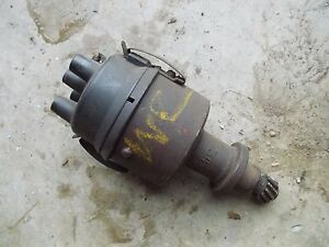 Allis Chalmers Wc Wd Tractor Engine Motor Distributor Drive Assembly Drive Gear