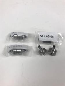 4pc Aircraft Scd n08 3 16 Stem Compression Riveter Dimple Die Size 8 Sets