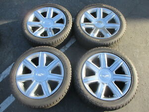 2018 Cadillac Escalade Factory 22 Wheels Tires Rims Oem 4739 Bridgestone
