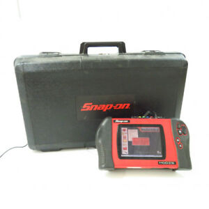 Snap On Modis Eems300 Diagnostic Tool W Accessories