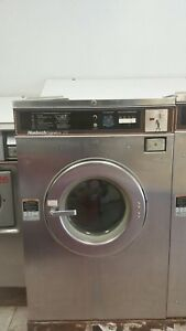 Huebsch Speed Queen 35 Pound Front Load Commercial Coin Washers Washing Machines